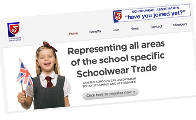 Denby Dale Clothing - supporters of The Schoolwear Association